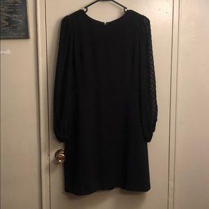 Like new Ann Taylor black dress